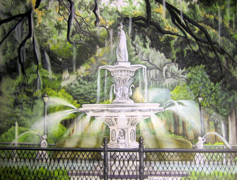 Forsyth Fountain