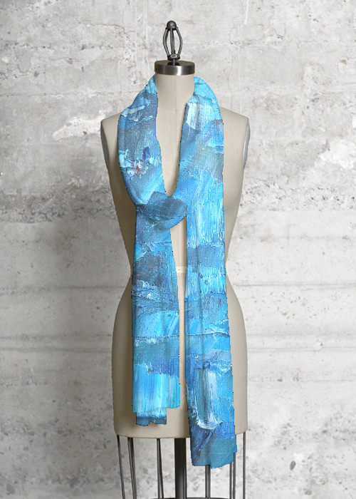 As Above scarf