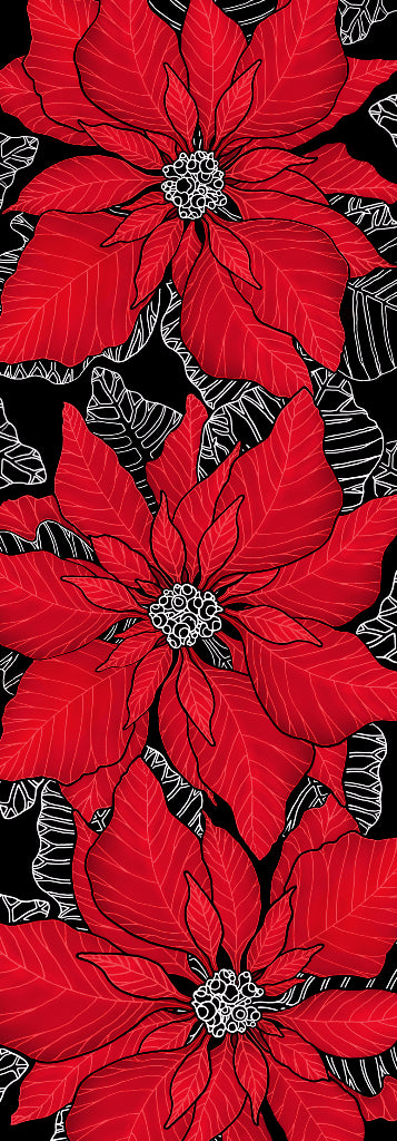 BAUER-Red Poinsettia