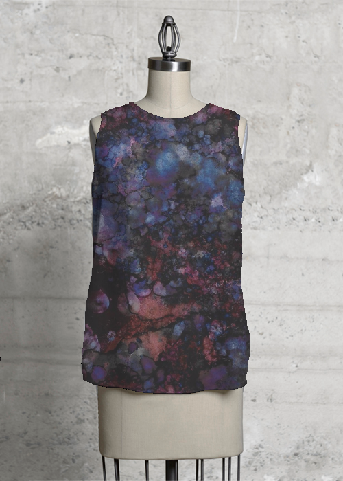 Universe Sleeveless Knit