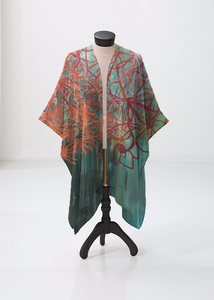 Sheer Wrap - Botanical by VIDA VIDA JRgKFDKV