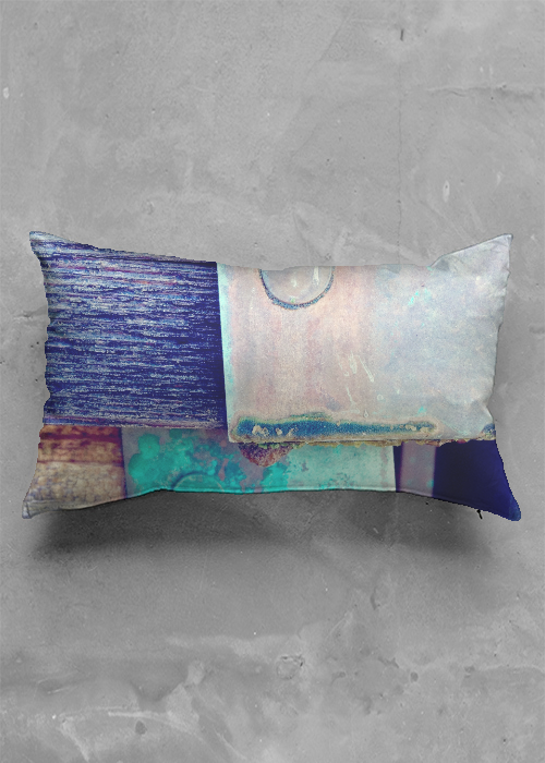 COTTAGE LUSTER PILLOW
