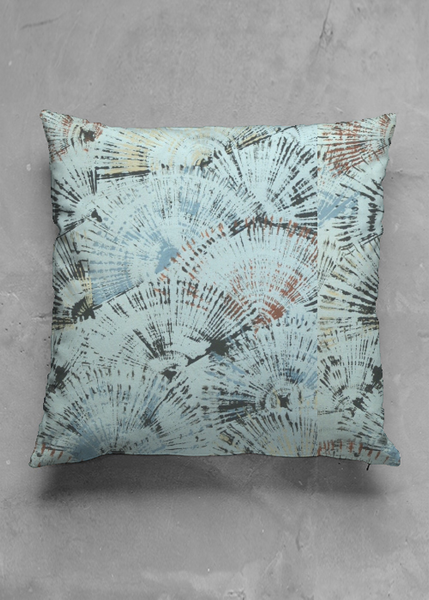 String Fan Pillow