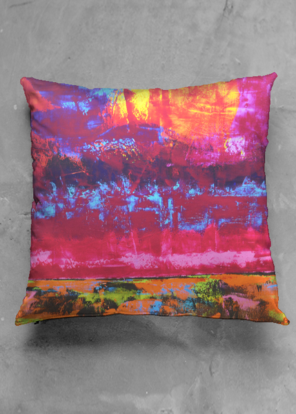 Accent Pillow - Luster Square