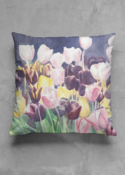 Accent Pillow - Matte Square