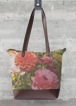 Outlet Locations Cheap Price Store Tote Bag - Orchid Show by VIDA VIDA Sale Enjoy For Cheap Cheap Online YDggF