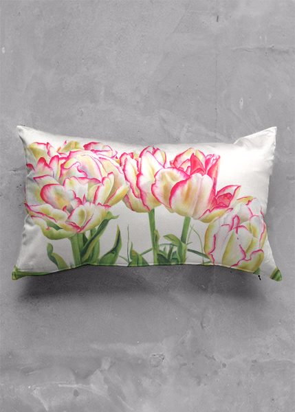 Accent Pillow - Luster Oblong