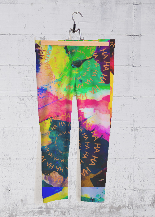ColorHAHA Leggins