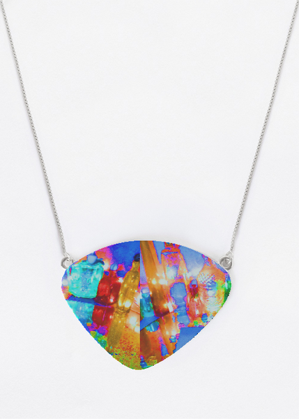 Oversized Statement Pendant