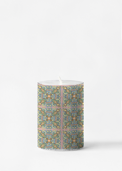 Small Accent Candle