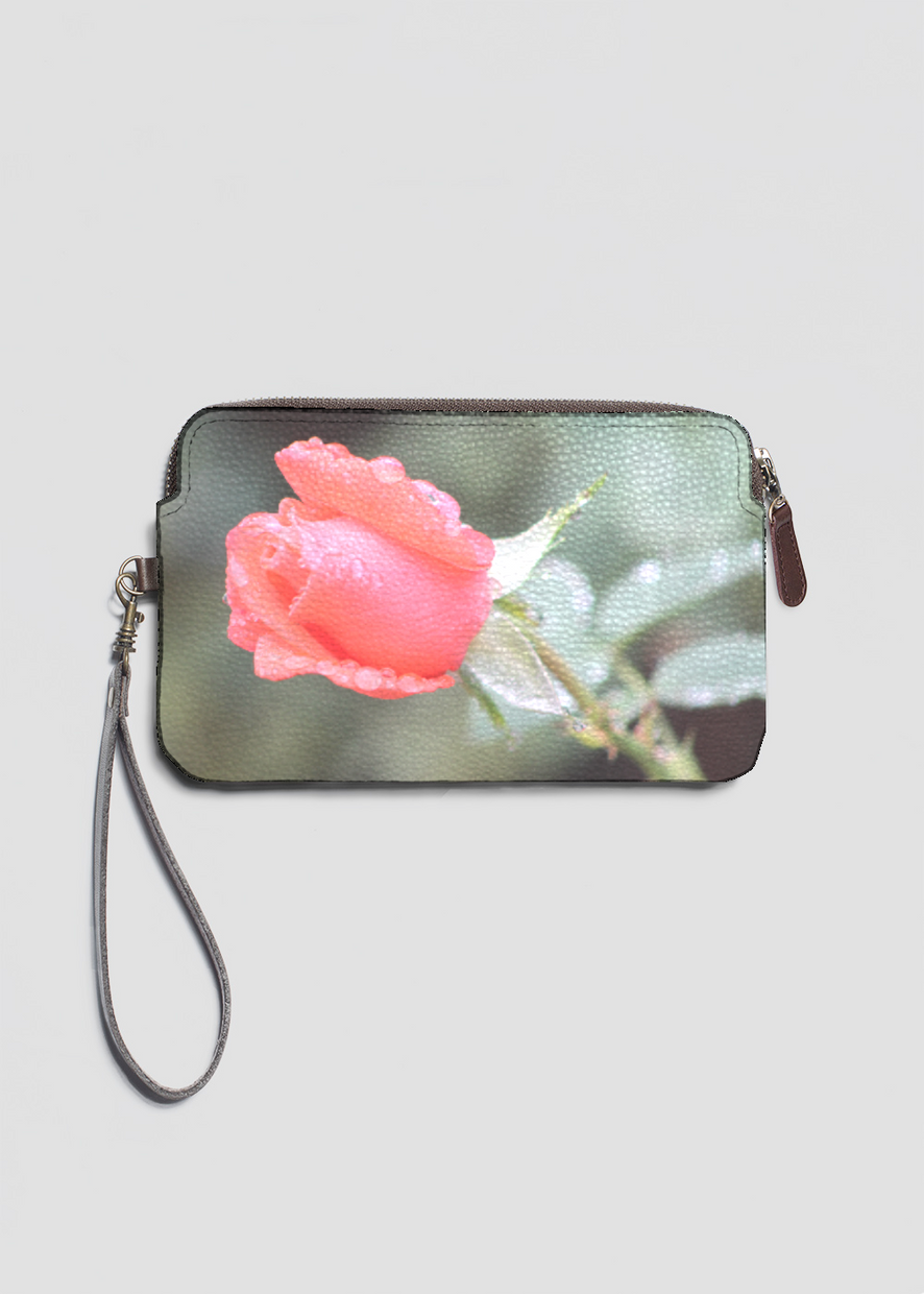 VIDA Statement Bag - Aurora Borealis by VIDA 3jBTx3