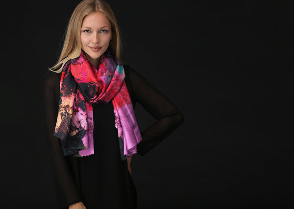 Cashmere Modal Scarf