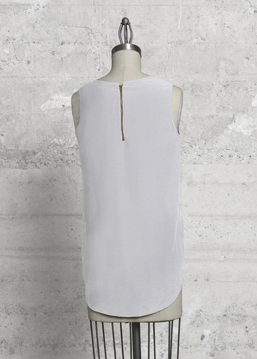 LUM.MOTHER SLEEVELESS TOP