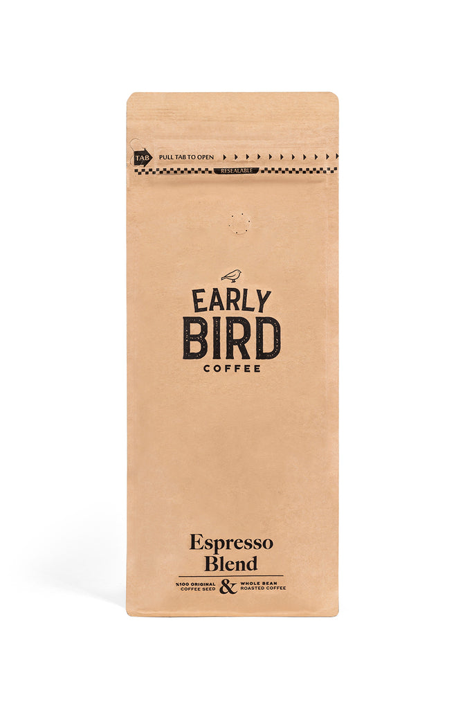 Early Bird Espresso Blend - Earlybirdist.com
