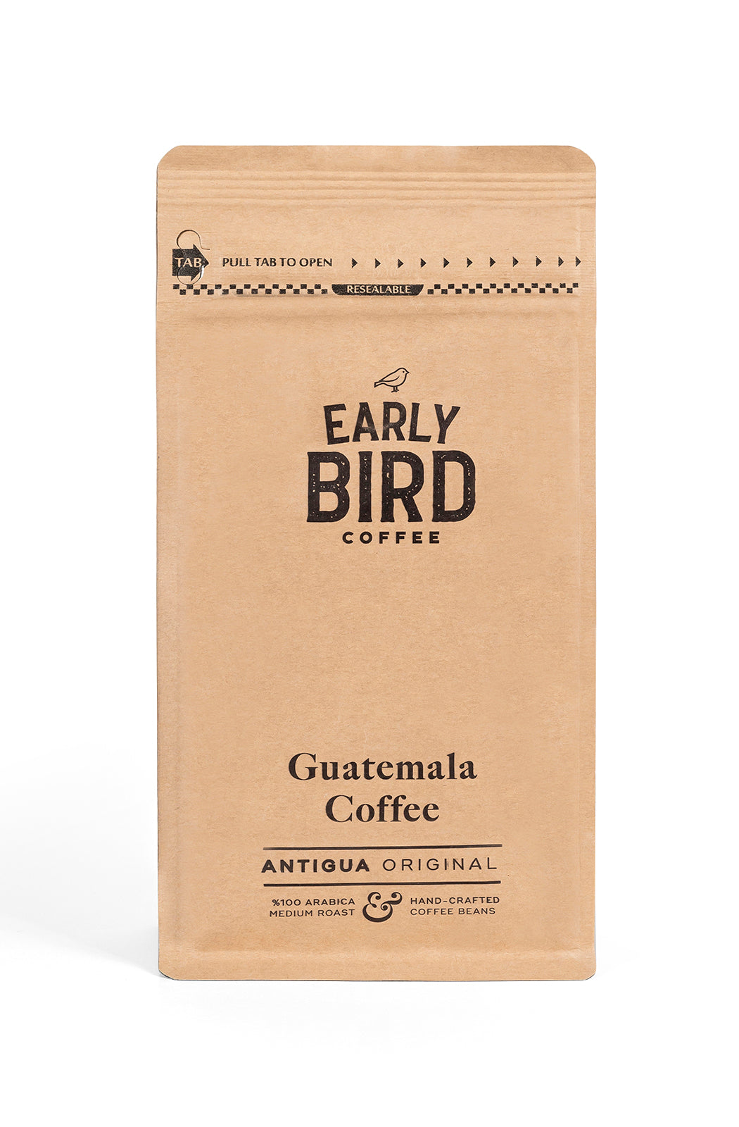 Early Bird 250 gr Guatemala Filter Coffee - Earlybirdist.com