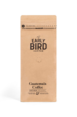 Early Bird 500 gr Guatemala Filter Coffee - Earlybirdist.com