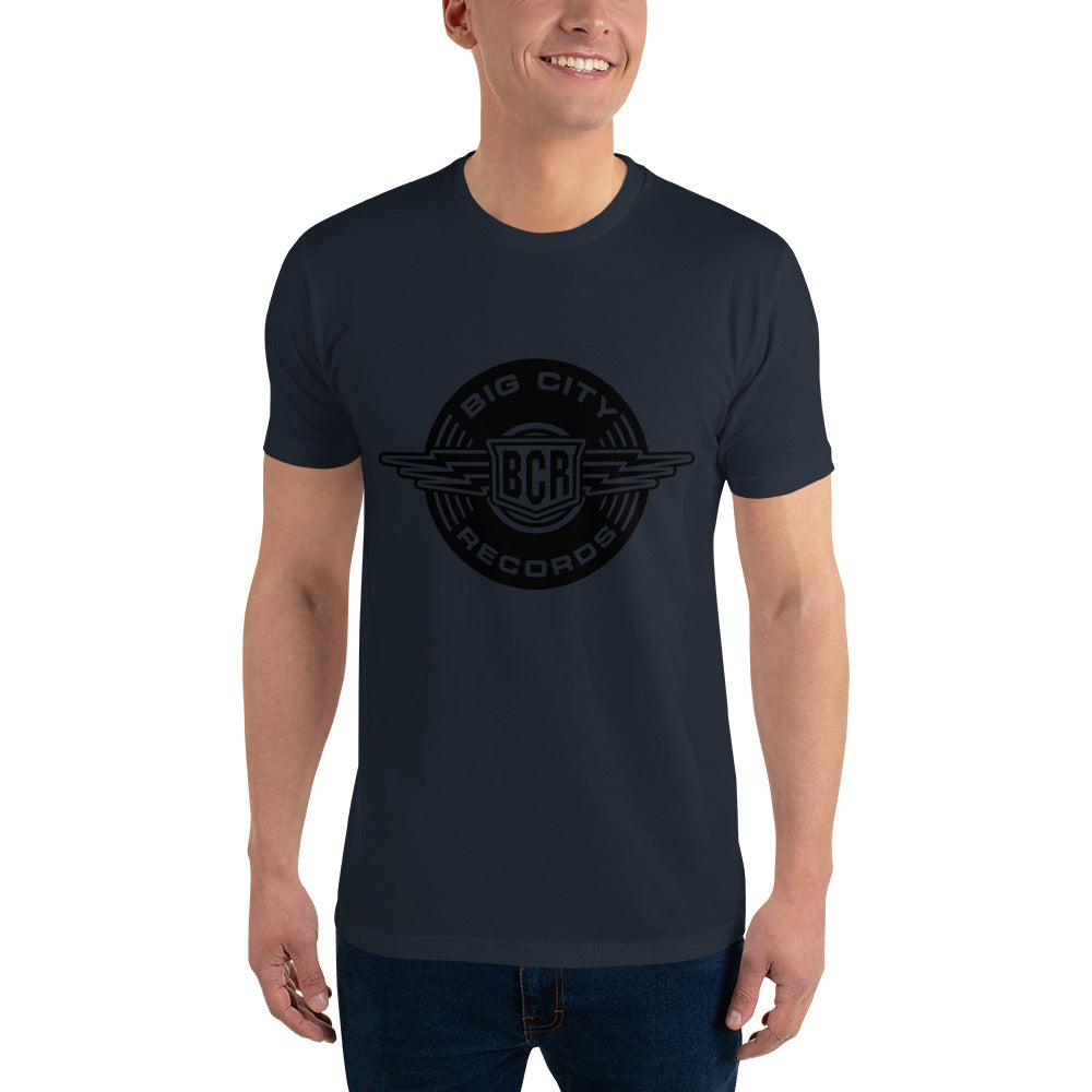 Big City Records Short Sleeve T-shirt