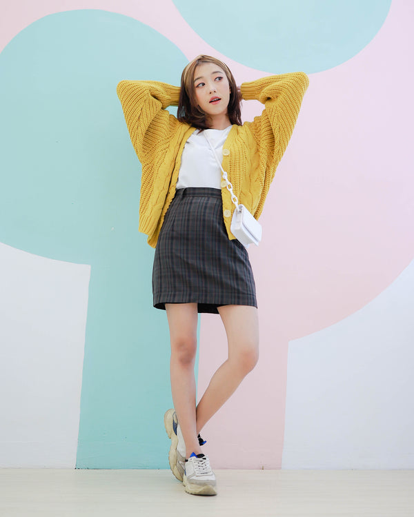 Yoo In Na Cardigan Butter