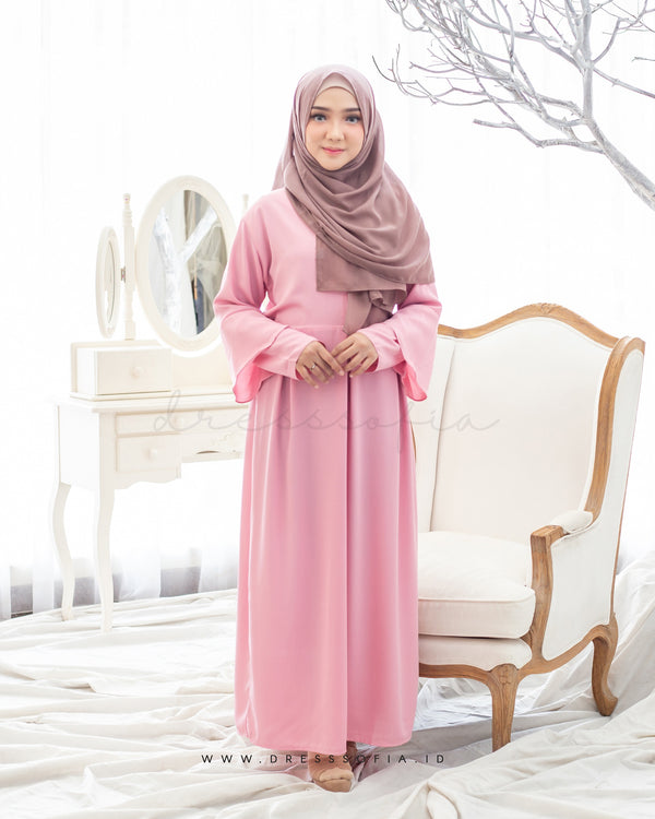 Princess Maxidress Pink