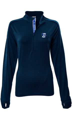 Ladies LevelWear Hall Pullover - Navy