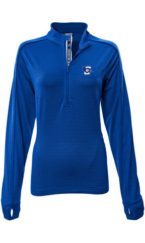 Ladies LevelWear Hall Pullover - Royal