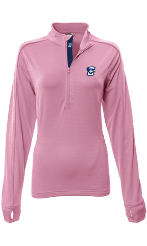 Ladies LevelWear Hall Pullover - Pink