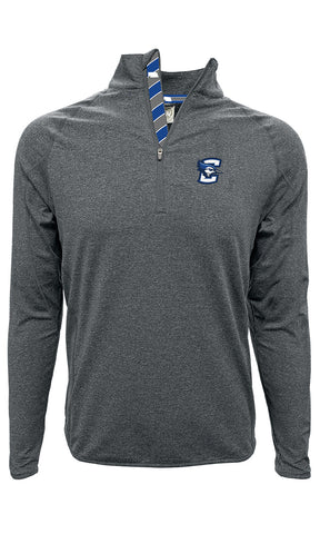 LevelWear Creighton State Pullover- Grey