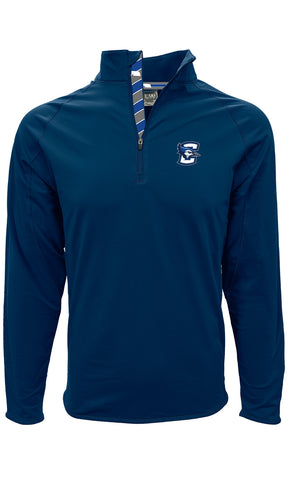 LevelWear Creighton State Pullover- Navy