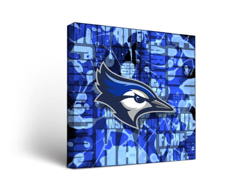 Creighton Fight Song Canvas Wall Art Print