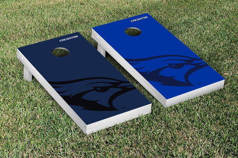 Creighton Cornhole Set- The Watermark