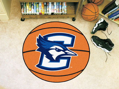 "Creighton Basketball Mat 27"" diameter"