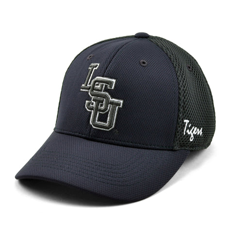 LSU Tigers Fairway Hat Grey