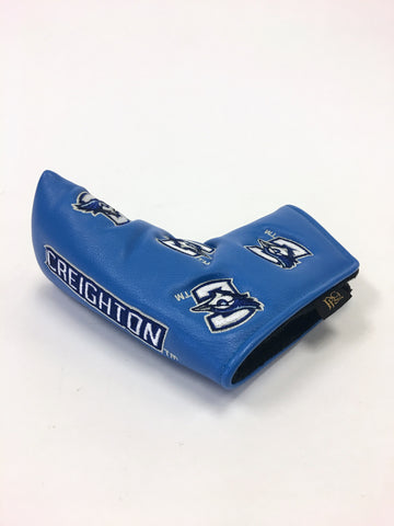 Creighton Blade Putter Cover - Royal