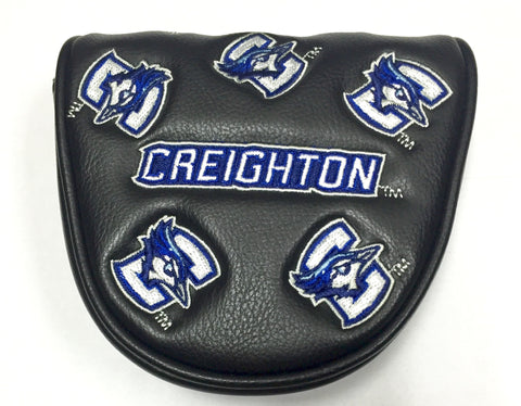 Creighton Mallet Putter Cover - Black