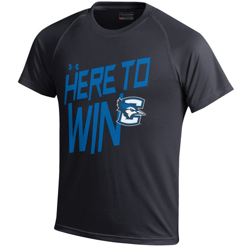 "Kids Under Armour ""Here to Win"" Tee"