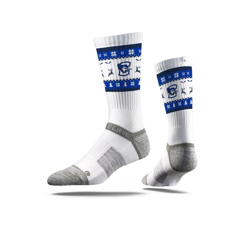Strideline Jays Holiday Sock