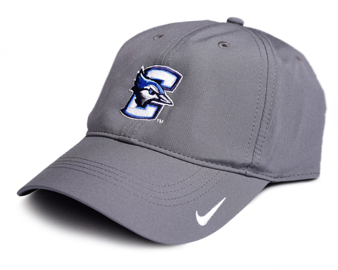 Creighton Nike Golf Tech Hat-Grey