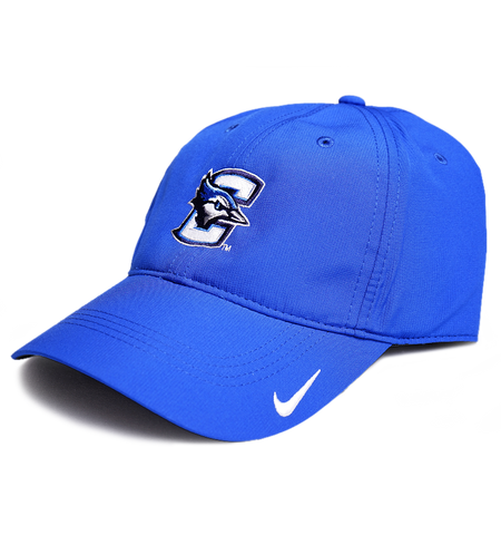 Creighton Nike Golf Tech Hat - Royal