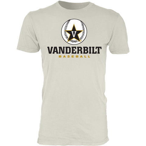 Vanderbilt Commodores Ringspun Cotton Tee