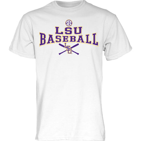 LSU Tigers Heavyweight Mill Dyed Tee