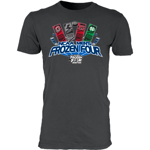 UNO Mavericks Frozen Four Shirt