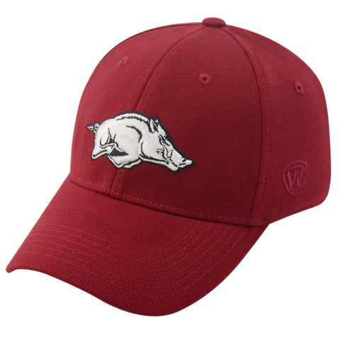 Arkansas Razorbacks Memory Fit Hat
