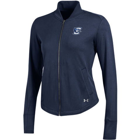 Under Armour Ladies Full Zip Studio Moto Jacket