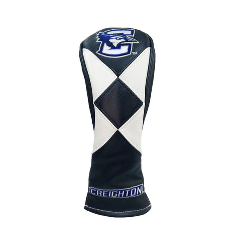 Hybrid/Rescue Headcover - Navy/White