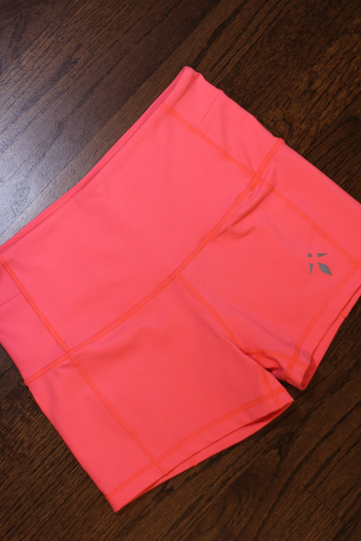 Gym Hero NLA Training Shorts (Coral)