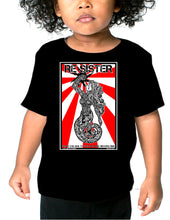 "Load image into Gallery viewer, Youth T-Shirts - ""ReSister!"" & El Corazón"