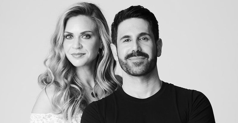 Behind the Brand: b-glowing Q+A with HoliFrog Founders, Emily Parr and Majeed Hemmat