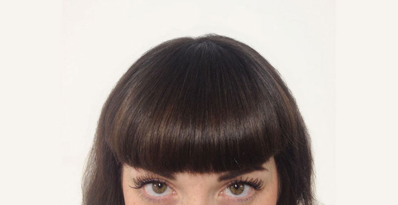 Fringe Files: Training and Styling your Bangs