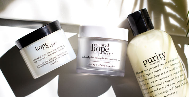 Our Top 5 Philosophy Products
