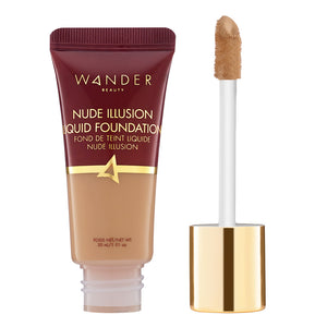Nude Illusion Liquid Foundation
